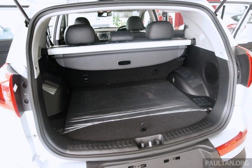 Kia Sportage facelift launched – Nu 2.0L, RM138,888 Image #234981