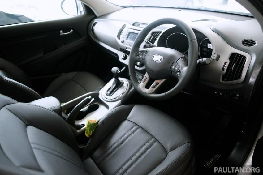 Kia Sportage facelift launched – Nu 2.0L, RM138,888 Image #234985