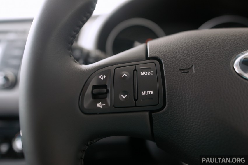Kia Sportage facelift launched – Nu 2.0L, RM138,888 Image #234988