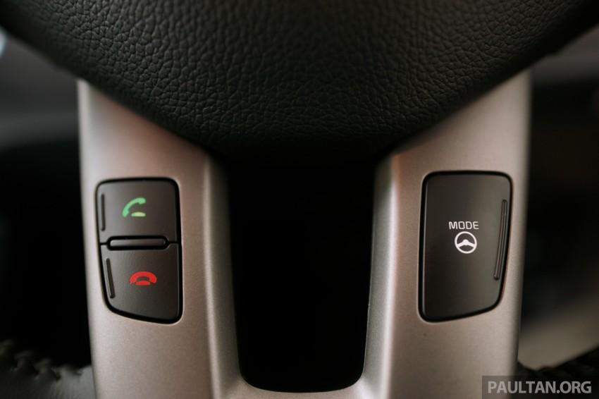 Kia Sportage facelift launched – Nu 2.0L, RM138,888 Image #234990