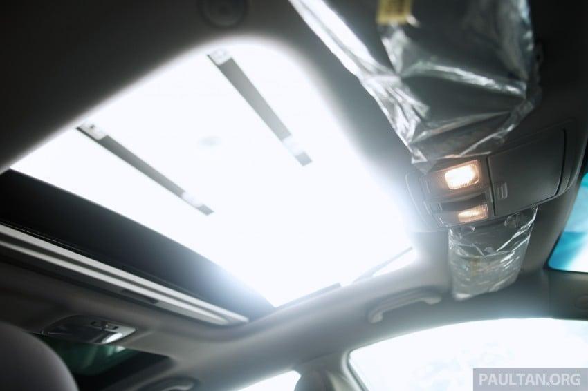 Kia Sportage facelift launched – Nu 2.0L, RM138,888 Image #234999
