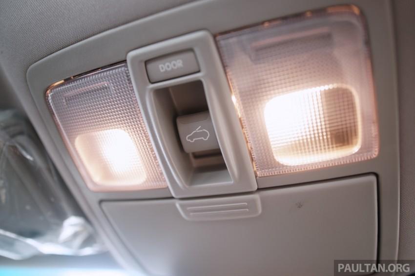 Kia Sportage facelift launched – Nu 2.0L, RM138,888 Image #235001