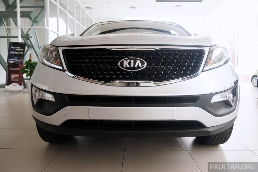 Kia Sportage facelift launched – Nu 2.0L, RM138,888 Image #235006