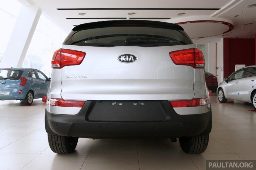 Kia Sportage facelift launched – Nu 2.0L, RM138,888 Image #235007