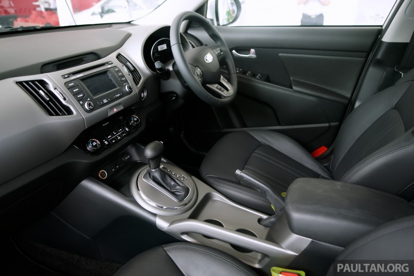 Kia Sportage facelift launched – Nu 2.0L, RM138,888 Image #235008