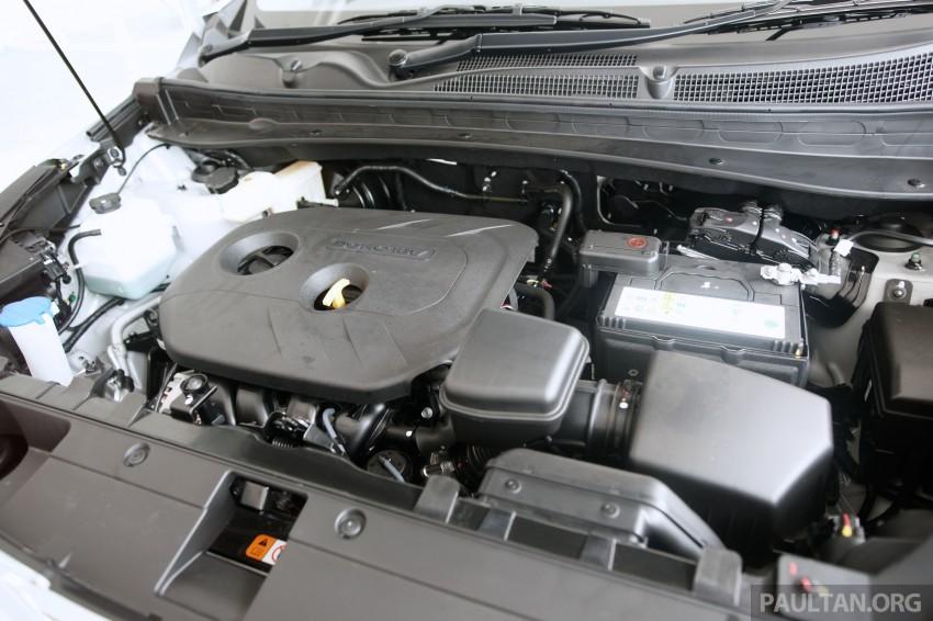 Kia Sportage facelift launched – Nu 2.0L, RM138,888 Image #235009