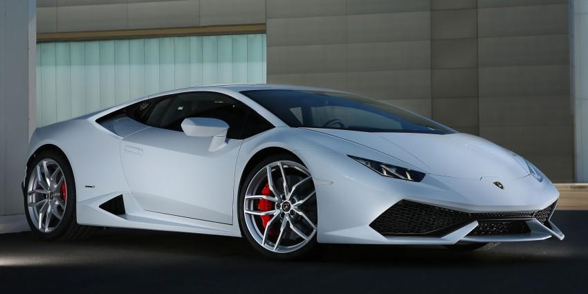 Lamborghini Huracan LP 610-4 makes Geneva debut Image #234588