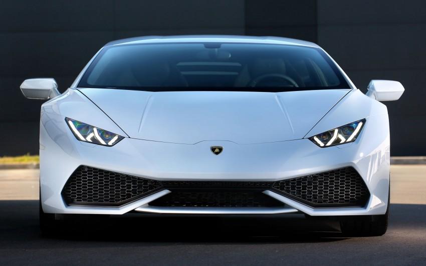 Lamborghini Huracan LP 610-4 makes Geneva debut Image #234591