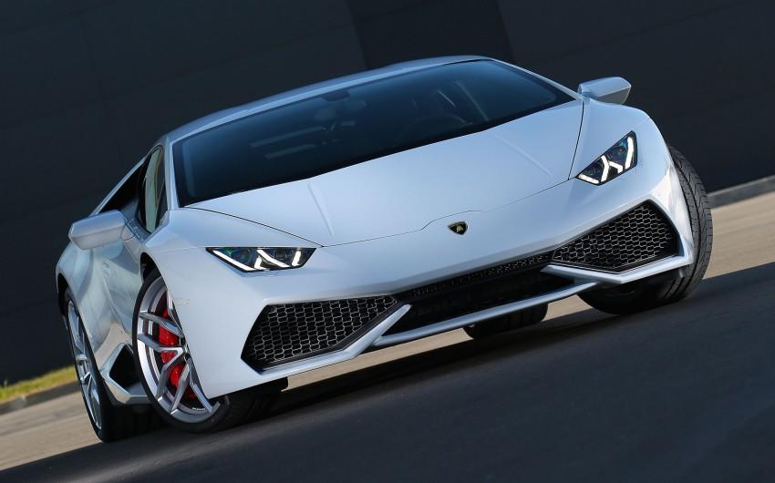 Lamborghini Huracan LP 610-4 makes Geneva debut Image #234592