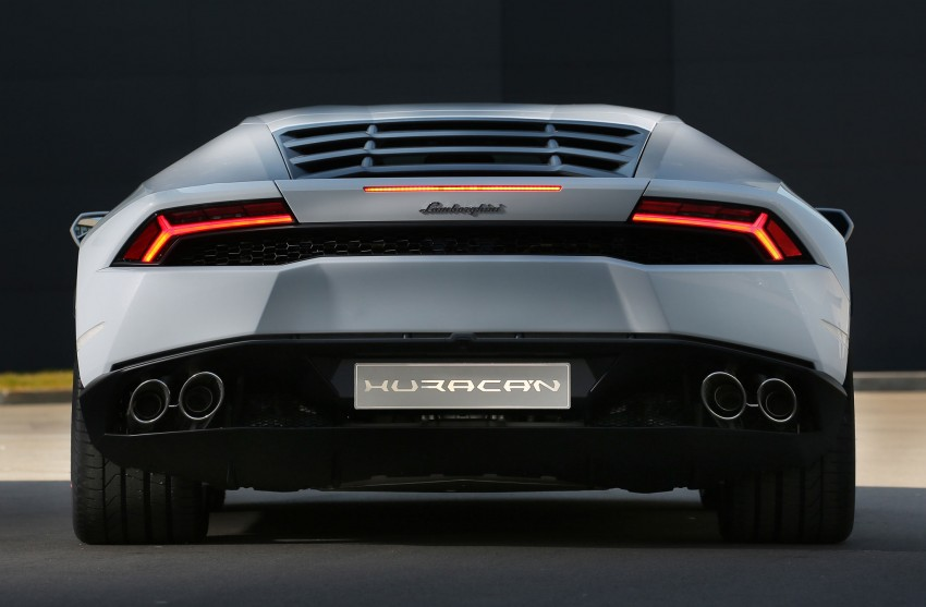 Lamborghini Huracan LP 610-4 makes Geneva debut Image #234593