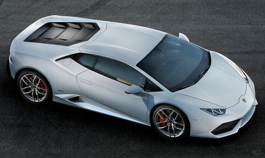 Lamborghini Huracan LP 610-4 makes Geneva debut Image #234598