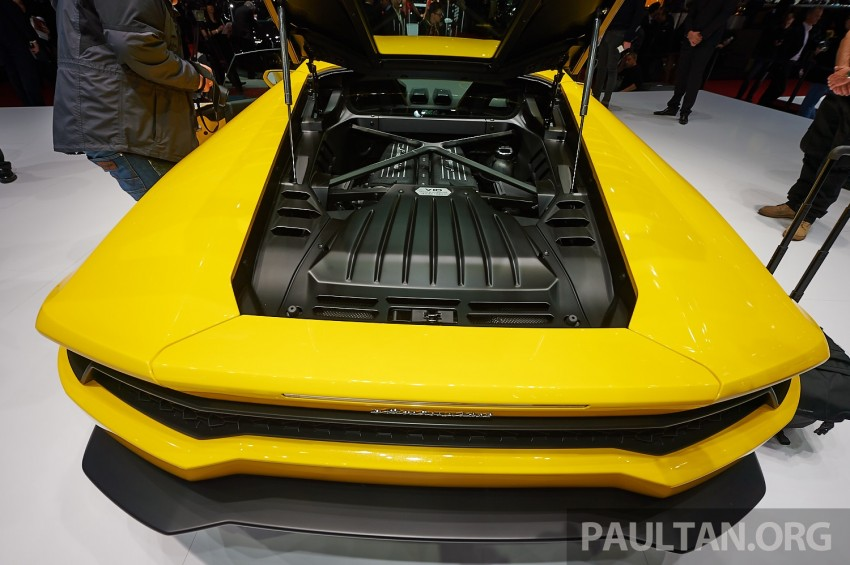 Lamborghini Huracan LP 610-4 makes Geneva debut Image #234626