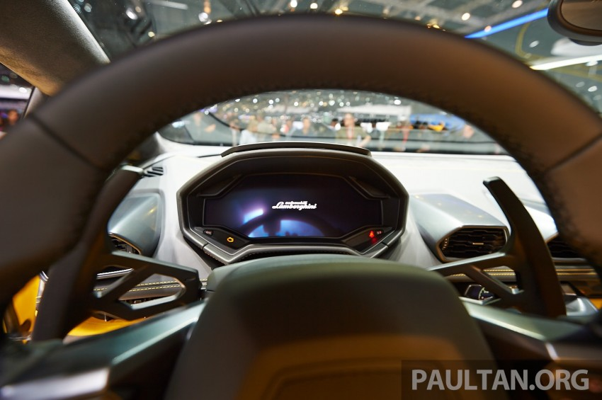 Lamborghini Huracan LP 610-4 makes Geneva debut Image #234622