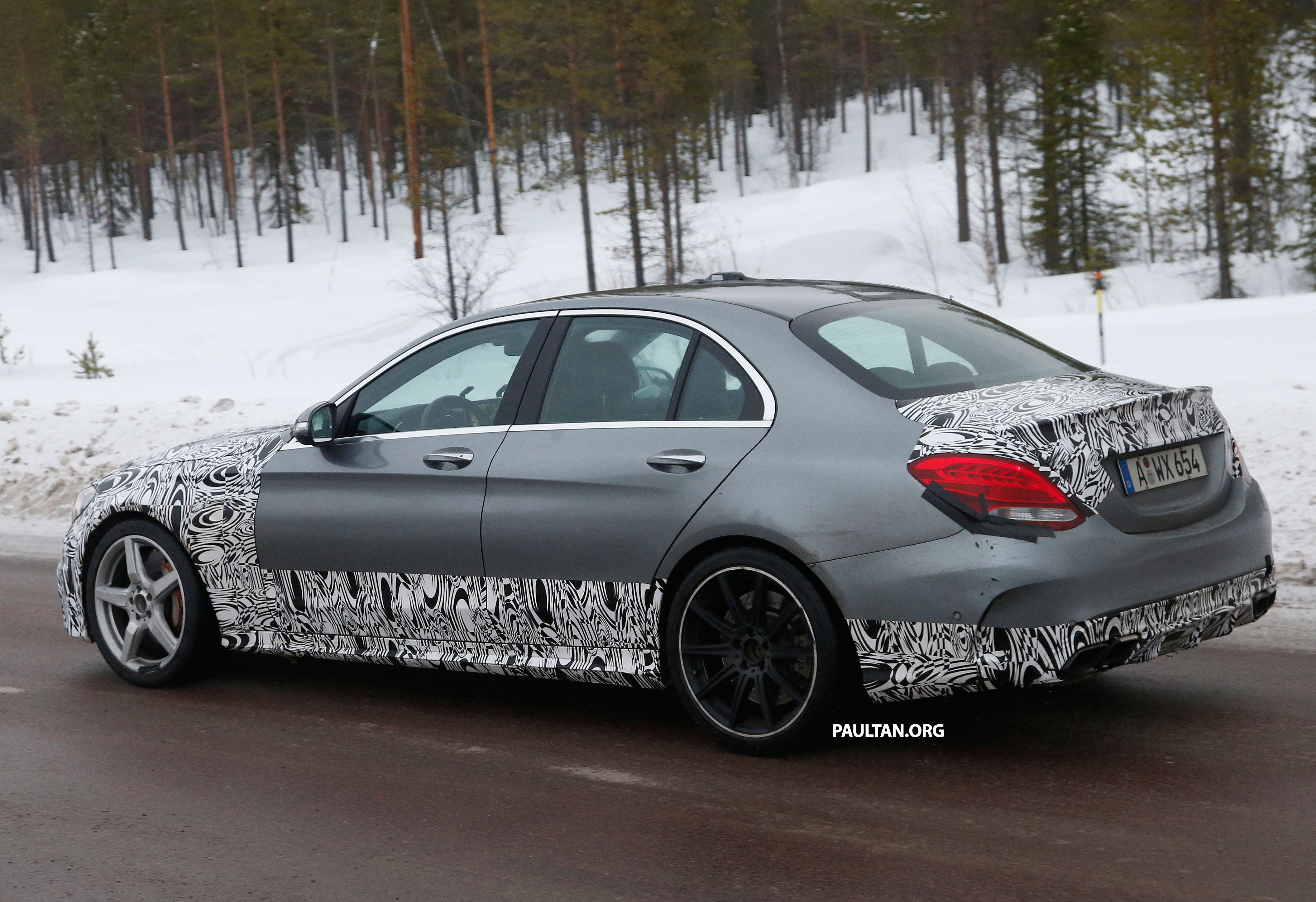 Mercedes-Benz readying next generation C63 AMG Paul Tan ...