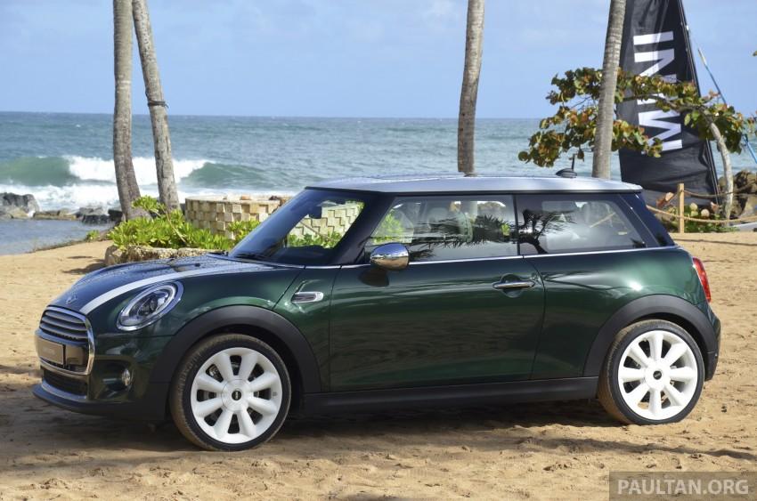 DRIVEN: F56 MINI Cooper, Cooper S in Puerto Rico Image #235388