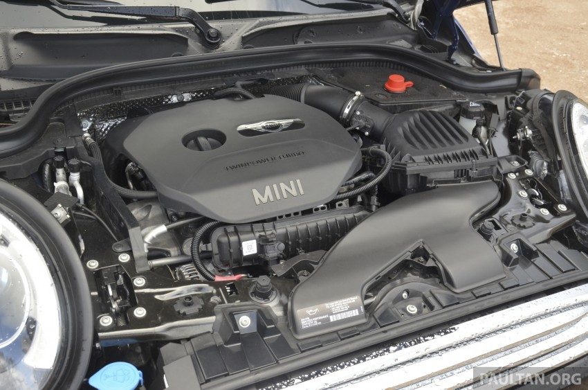 DRIVEN: F56 MINI Cooper, Cooper S in Puerto Rico Image #235362
