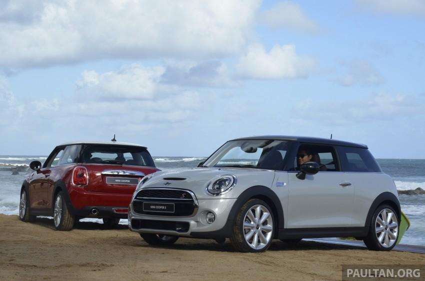 DRIVEN: F56 MINI Cooper, Cooper S in Puerto Rico Image #235393