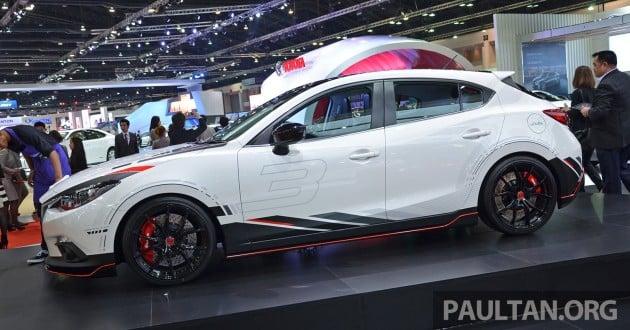 Mazda 3 HB Sport BKK-9