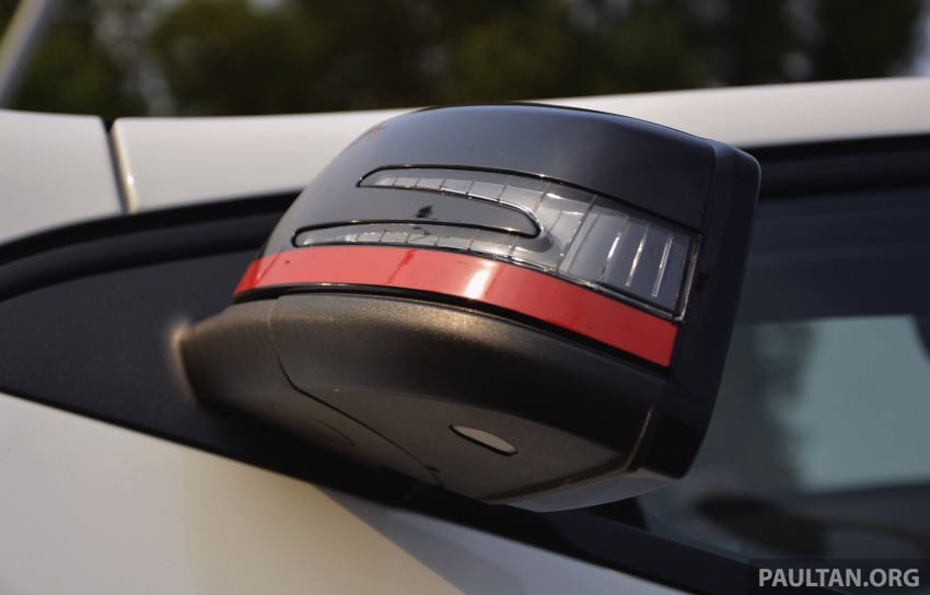 DRIVEN: Mercedes-Benz A 45 AMG – a double take Image #238389