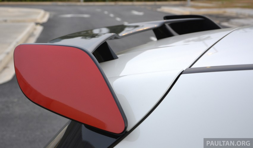 DRIVEN: Mercedes-Benz A 45 AMG – a double take Image #238386
