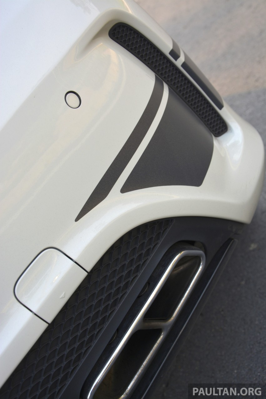 DRIVEN: Mercedes-Benz A 45 AMG – a double take Image #238384