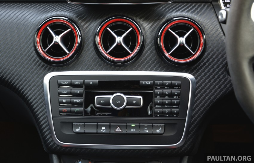 DRIVEN: Mercedes-Benz A 45 AMG – a double take Image #238371