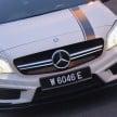 Mercedes-Benz A 45 AMG 35