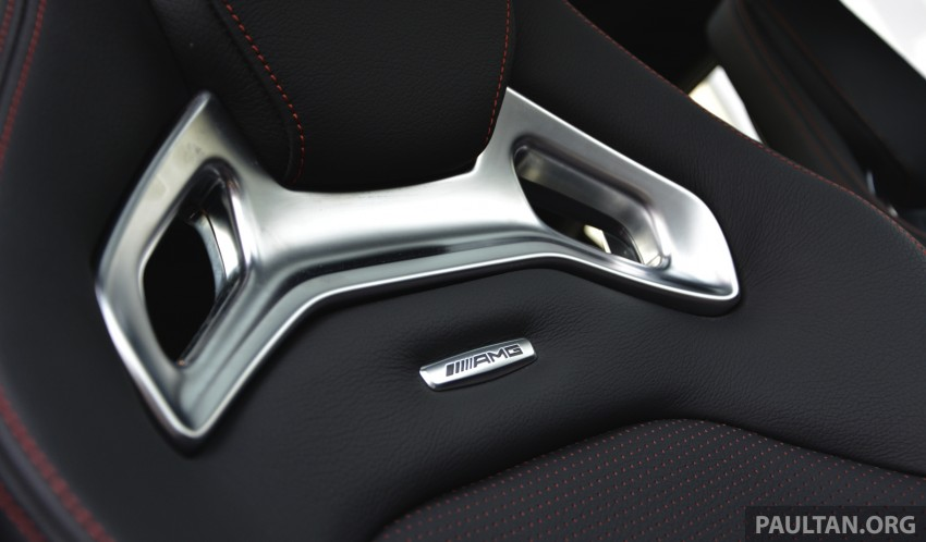 DRIVEN: Mercedes-Benz A 45 AMG – a double take Image #238363