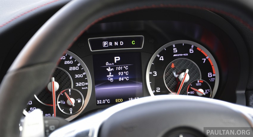 DRIVEN: Mercedes-Benz A 45 AMG – a double take Image #238359