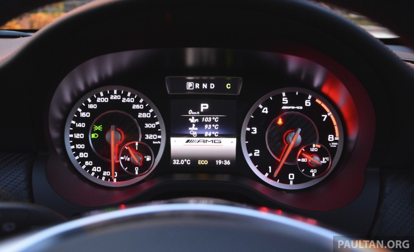 DRIVEN: Mercedes-Benz A 45 AMG – a double take Image #238351