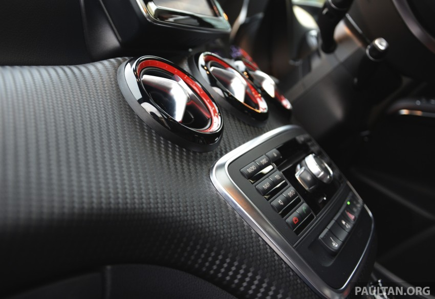 DRIVEN: Mercedes-Benz A 45 AMG – a double take Image #238350