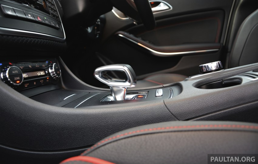 DRIVEN: Mercedes-Benz A 45 AMG – a double take Image #238346