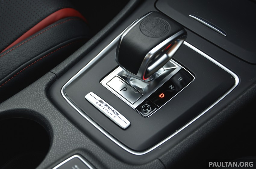DRIVEN: Mercedes-Benz A 45 AMG – a double take Image #238342