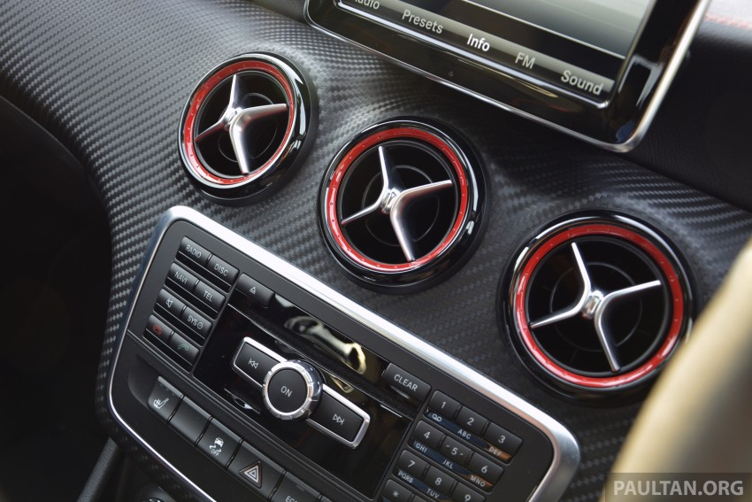 DRIVEN: Mercedes-Benz A 45 AMG – a double take Image #238390