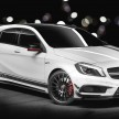 Mercedes-Benz A 45 AMG Sherms 1