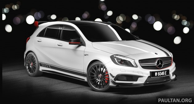 Mercedes-Benz A 45 AMG Sherms 1