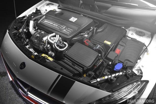 Mercedes-Benz A 45 AMG Sherms 7