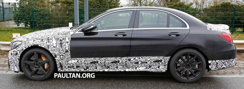Mercedes-Benz readying next generation C63 AMG Image #235766