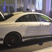 Mercedes CLA launch 1