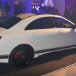 Mercedes CLA launch 11