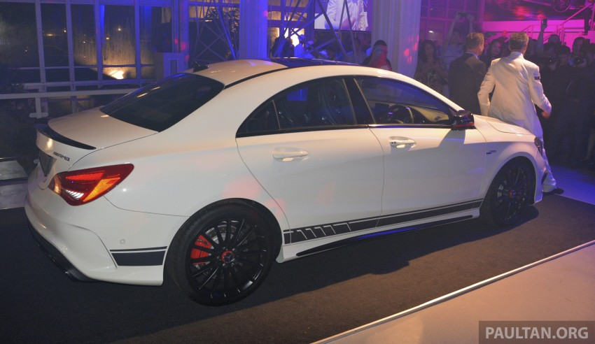 Mercedes-Benz CLA-Class launched in Malaysia – CLA 200, RM236k, CLA 45 AMG pricing to be confirmed Image #238278