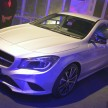 Mercedes CLA launch 15