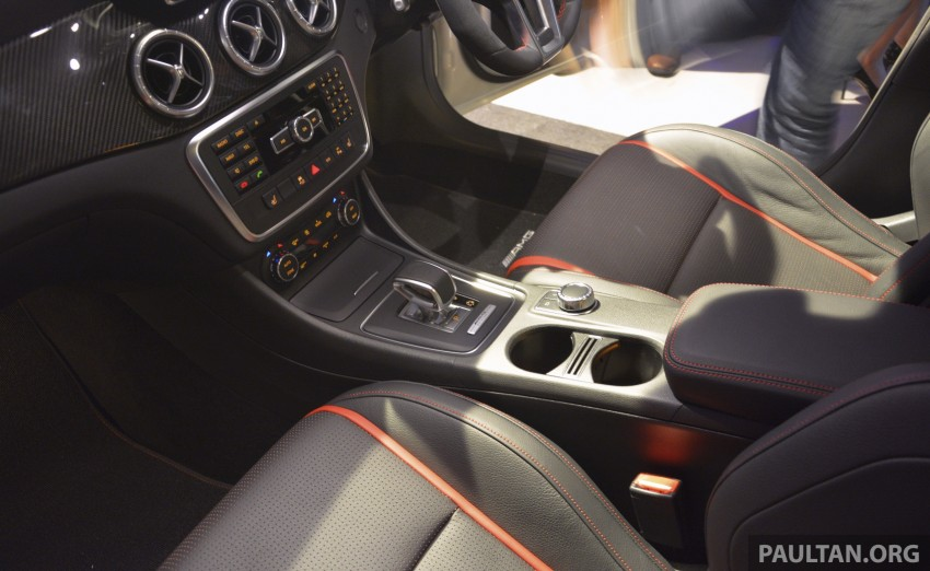Mercedes-Benz CLA-Class launched in Malaysia – CLA 200, RM236k, CLA 45 AMG pricing to be confirmed Image #238261