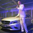 Mercedes CLA launch 20