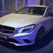 Mercedes CLA launch 24
