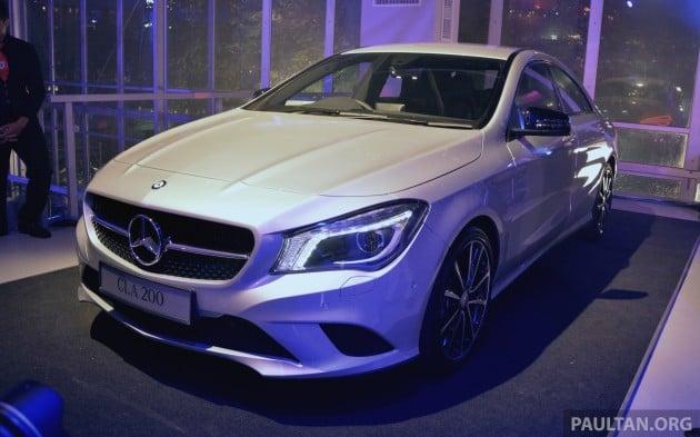 Mercedes CLA launch 24