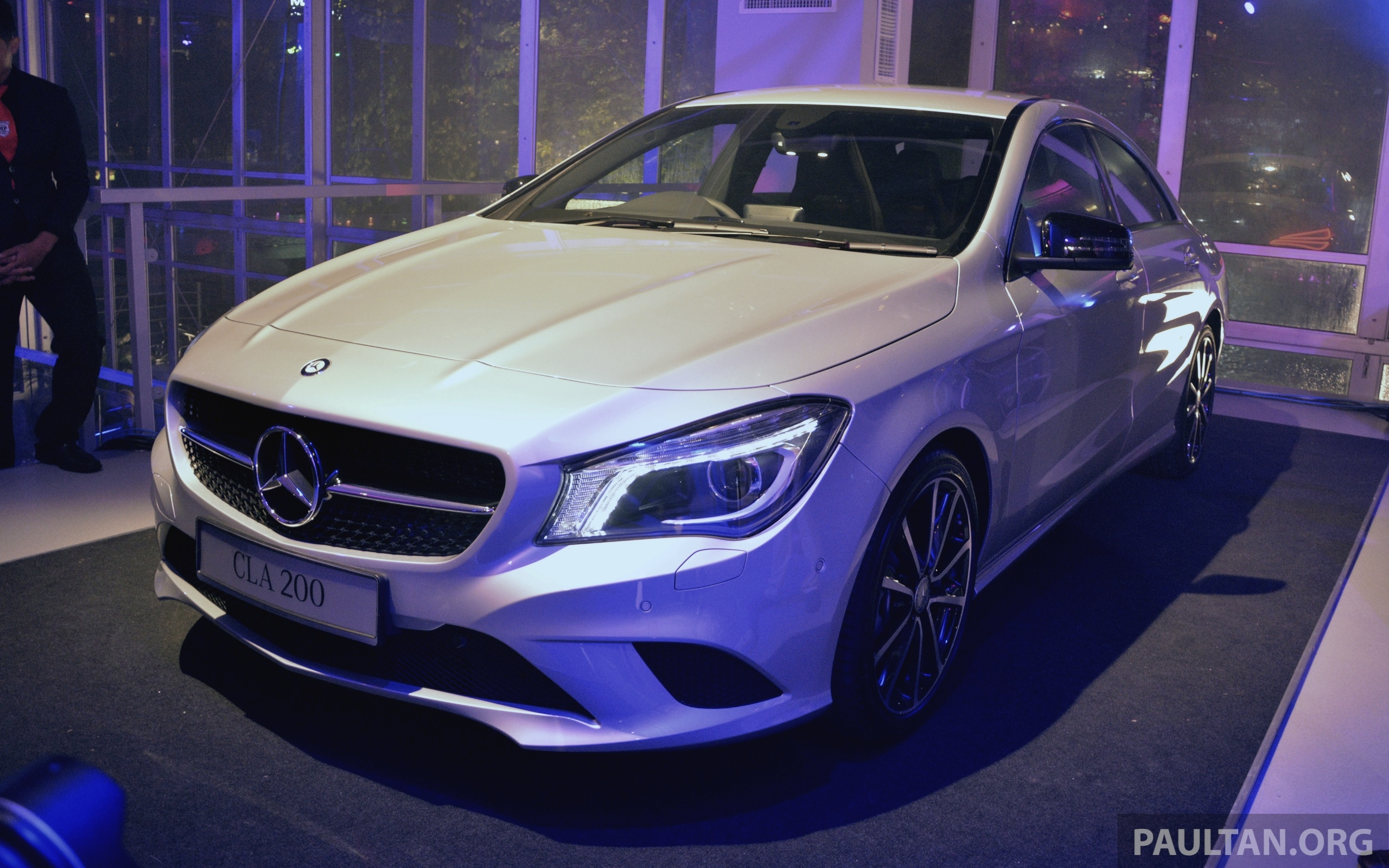 Mercedes benz cla class launched in malaysia cla 200 for Mercedes benz cla 200 price