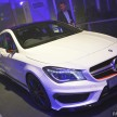 Mercedes CLA launch 9