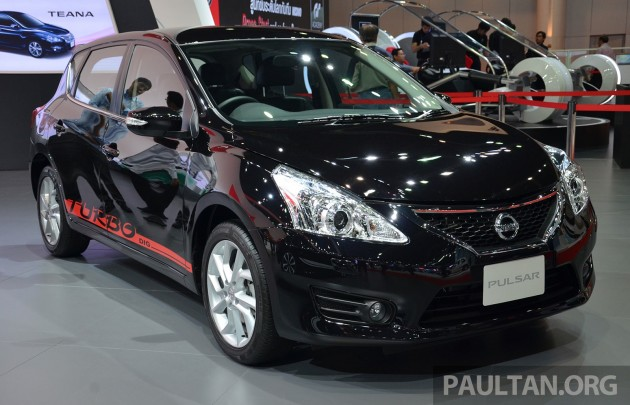 new car launches europe 2014New Nissan Pulsar to launch in Europe  first nonSUV to ditch