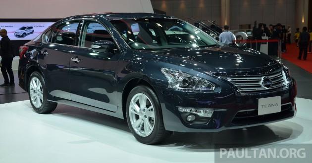 Nissan Teana BKK 2014-1